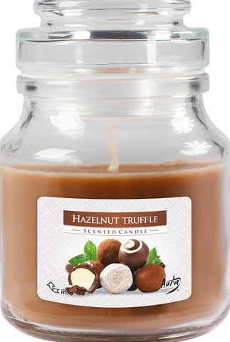 Hazelnut Truffle Jar Candle