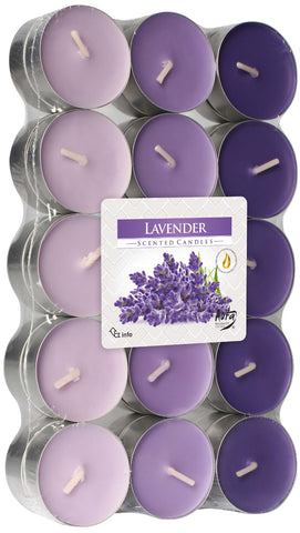 Lavender Tea Lights 30 Pack