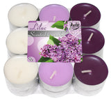 Scented Tea Lights 18 Pack