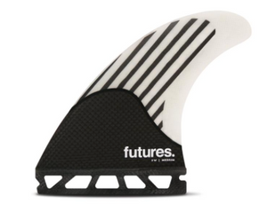 FIREWIRE FW2 THRUSTER WHITE/CARBON