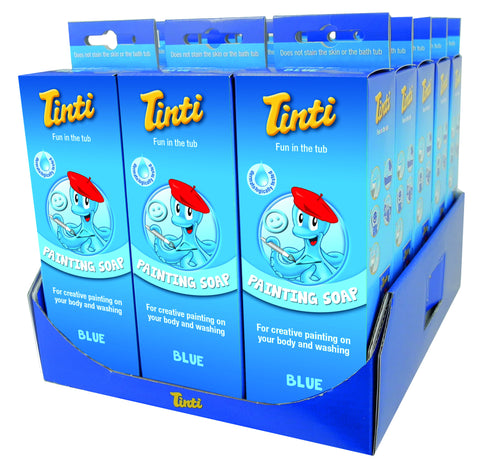 TN11360 Painting soap blue