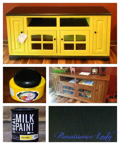 Real Milk Paint - as seen in Better Home Gardens