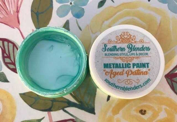 Southern Blenders Metallic Paint Pots