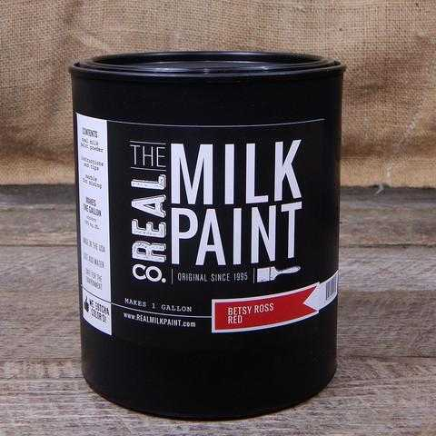 22 Betsy Ross Red Real Milk Paint