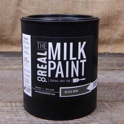 53 Black Iron Milk Paint