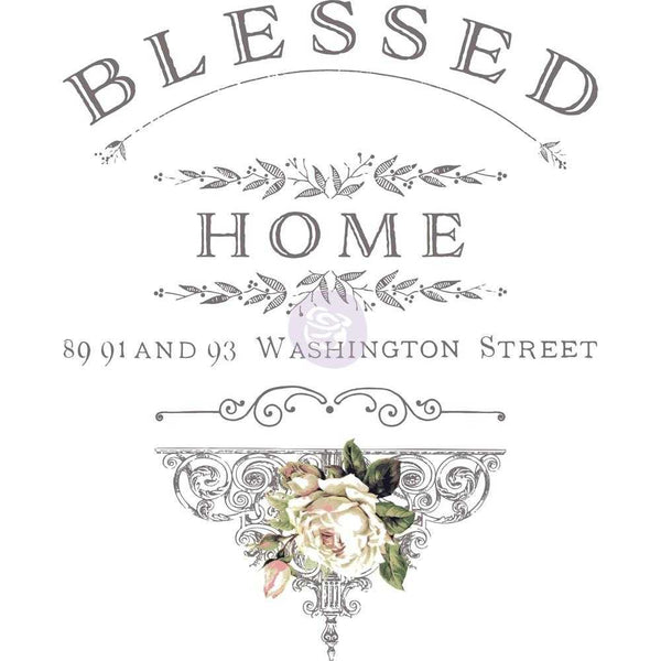 BLESSED HOME - Renaissance Lady - Connie S. Hill