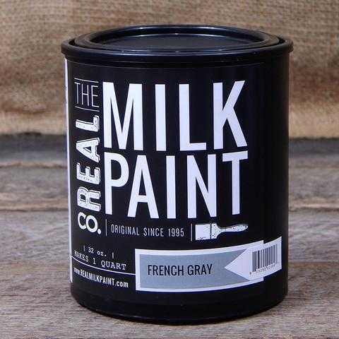 35 French Gray Real Milk Paint