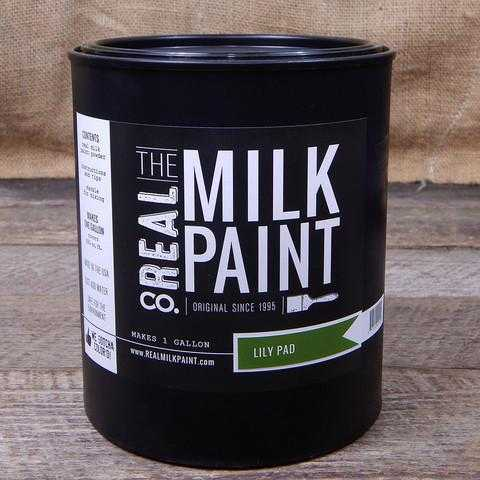 44 Lily Pad Real Milk Paint