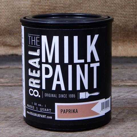 23 Paprika Real Milk Paint