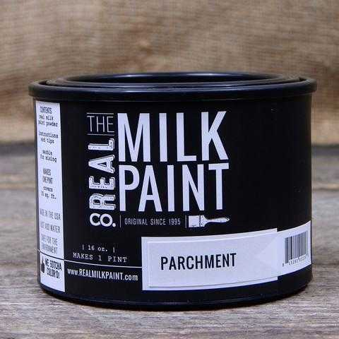 04 Parchment Real Milk Paint
