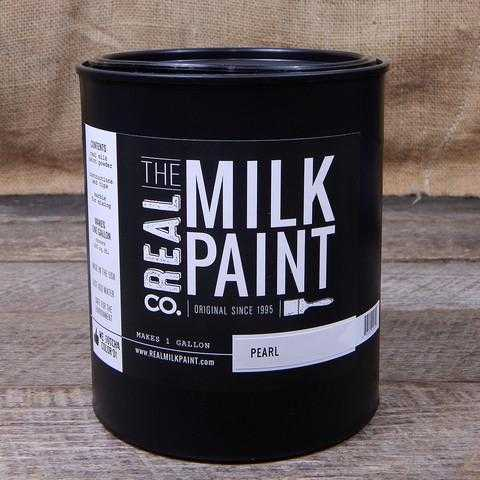 02 Pearl Real Milk Paint