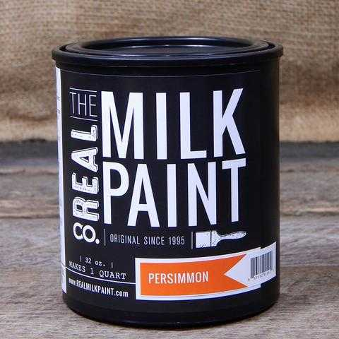 16 Persimmon Real Milk Paint