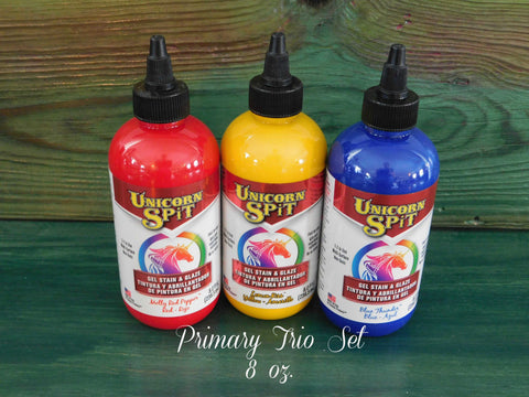 Unicorn SPiT Primary Trio - 8 oz.