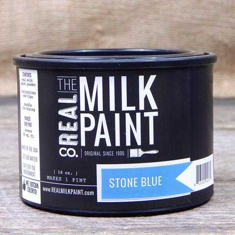 33 Stone Blue Real Milk Paint