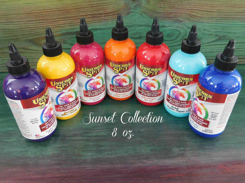 Unicorn SPiT Sunset Collection - 8 oz.