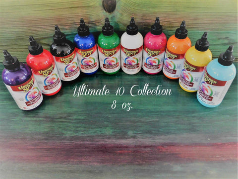 Unicorn SPiT Ulitmate Collection -Set of 10 - 8 oz.