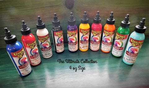 Ultimate Collection of 10 - 4 oz. Size