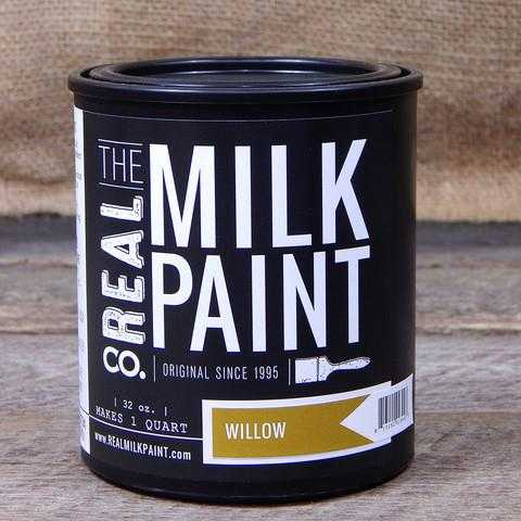 46 Willow Real Milk Paint