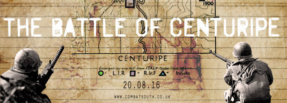 The Battle of Centuripe