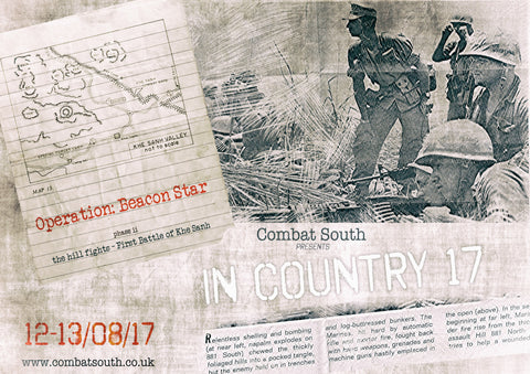 In Country 17- Operation: Beacon Star