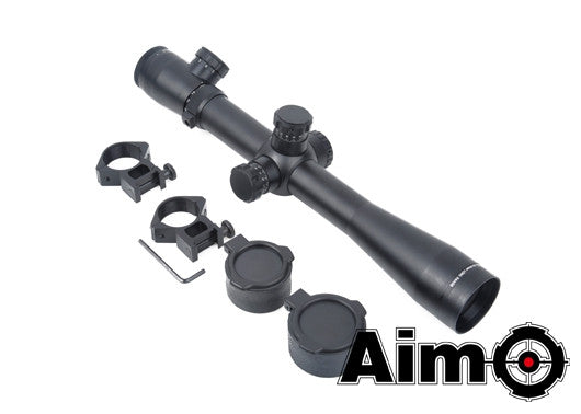 Element AIM-O 3.5 -10x40E-SF Red/Green Reticle