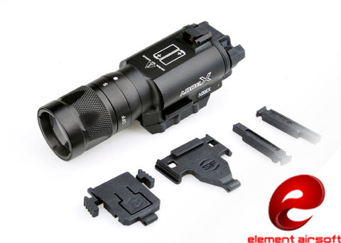 Element X300V Vampire LED Tactical light
