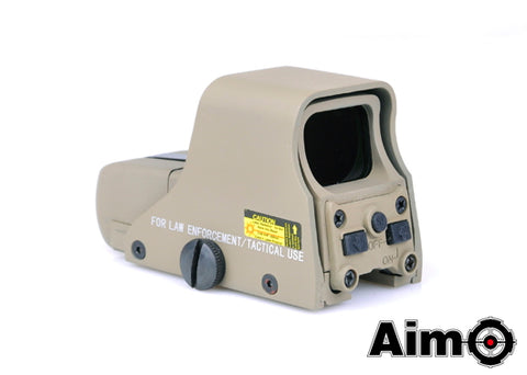 Element AIM-O 551 Red/Green Dot (Tan)