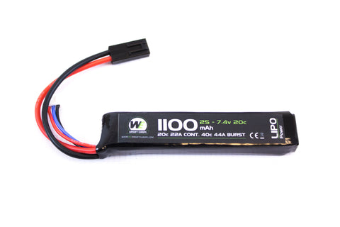 Nuprol 7.4v 1100mah 20c Lipo Battery