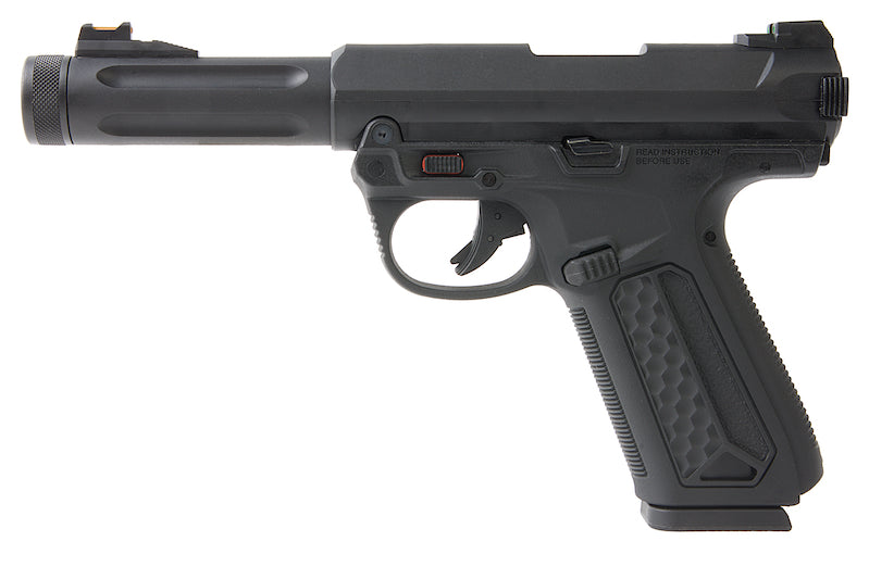 Action Army AAP-01 Assassin Pistol - Black