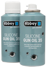 Abbey Silicone Gun Oil 35 Aerosol