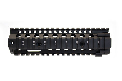 Nuprol Series 2 Bocca Rail 7'' Black