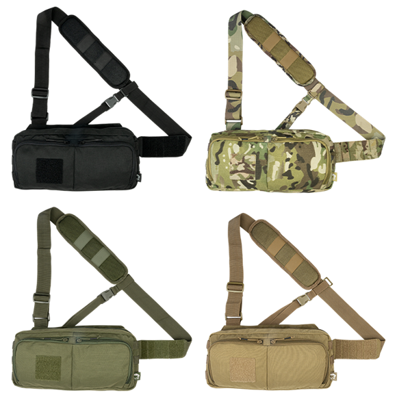 VX Buckle Up Sling Pack - All Colours