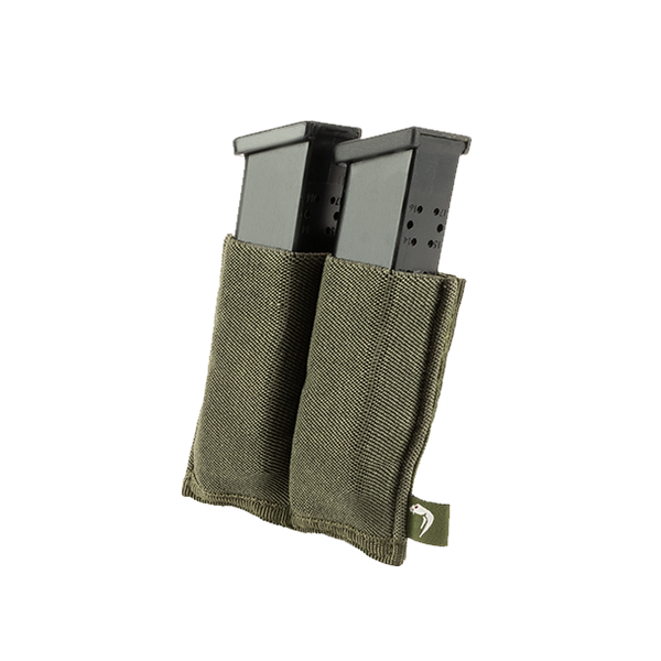 Viper Double Pistol Mag Plate- All Colours