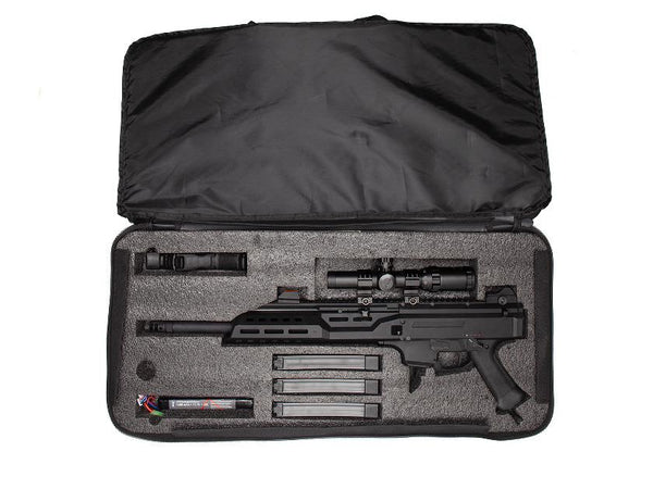 Gun Bag Scorpion Evo 3 A1 Carbine/B.E.T/HPA with Custom Foam Inlay