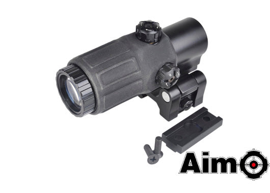 Element AIM O G33 Magnifier x3 Black