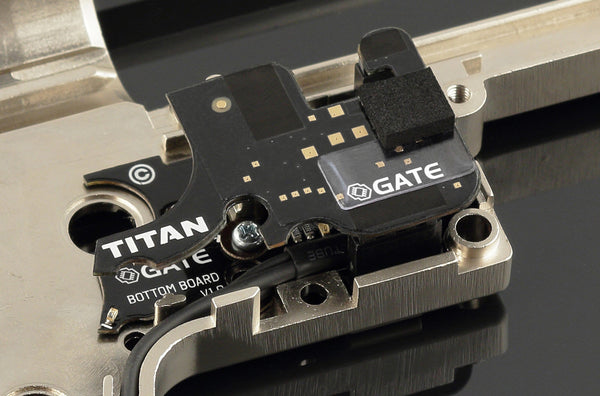 Gate Titan Advanced for Version 2 Rear Wired