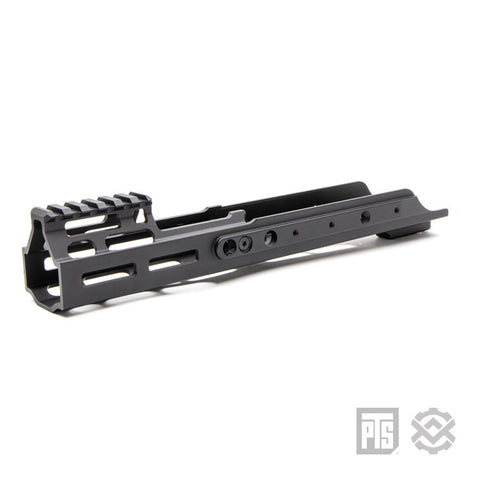PTS Kinetic SCAR MREX Rail- Black
