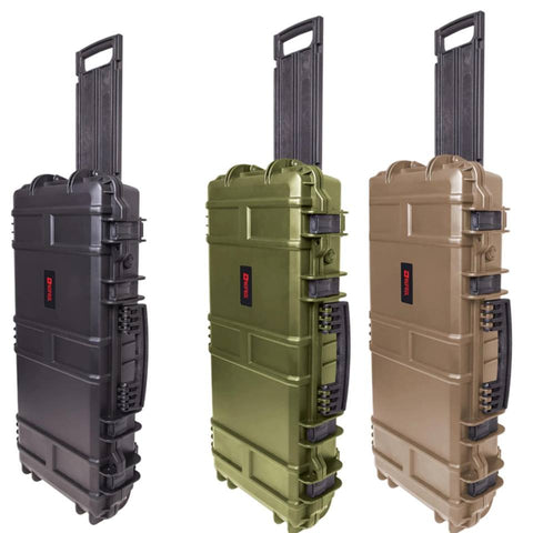 Nuprol SMG Hard Case All Colours- Wave Foam