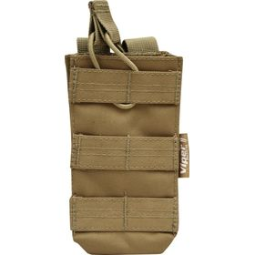 Viper Quick Release Mag Pouch Single- All Colours