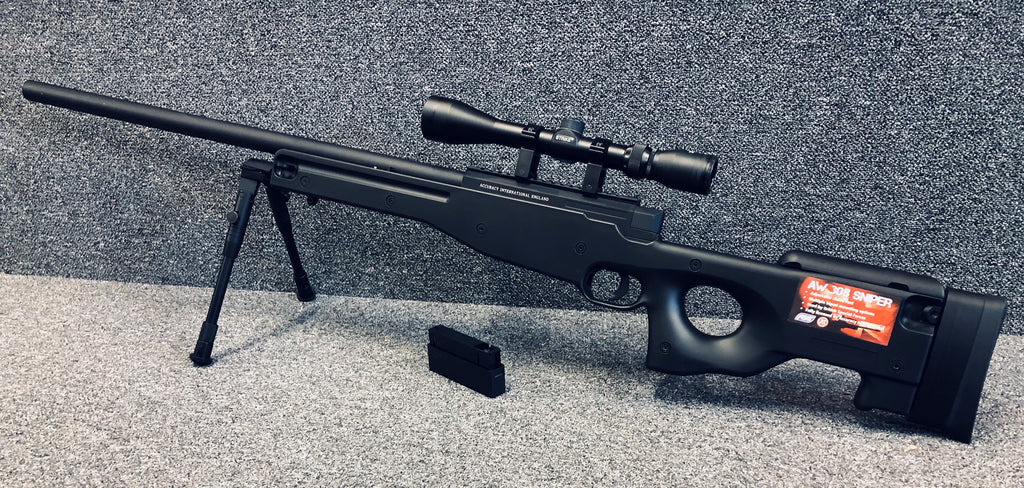 ASG AW.308 Sniper Package