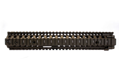 Nuprol Series 2 Bocca Rail 12'' Black
