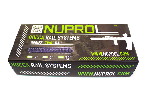 Nuprol Series 2 Bocca Rail 9'' Black