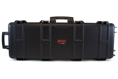 Nuprol Hard Case Black - Wave Foam