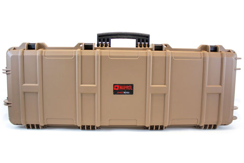 Nuprol Hard Case Tan
