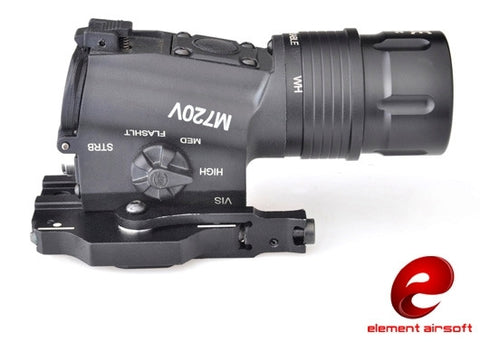 Element SF M720V Tactical Light (Strobe Version)