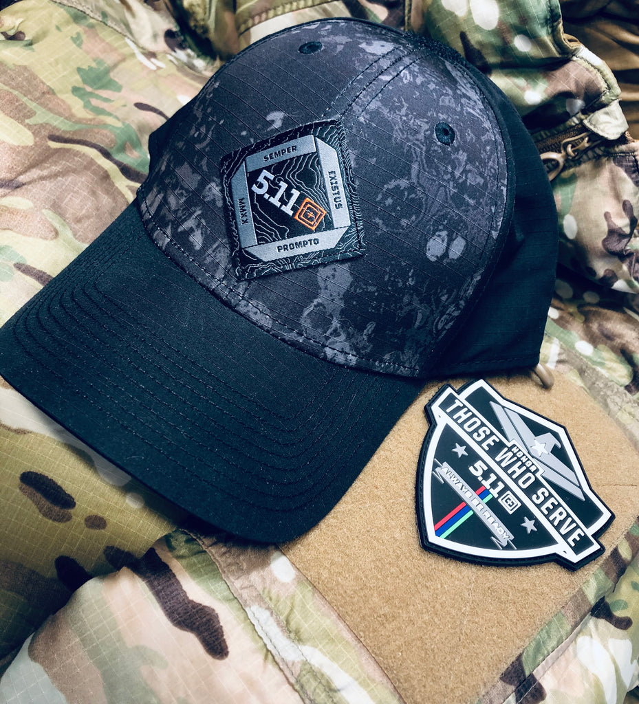 5.11 Honour Those Who Serve Limited Edition Cap and Patch
