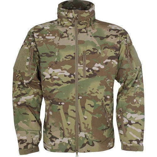 Viper Elite Jacket- Black/Multicam/Olive/Tan