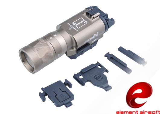 Element X300V Vampire LED Tactical Light Tan