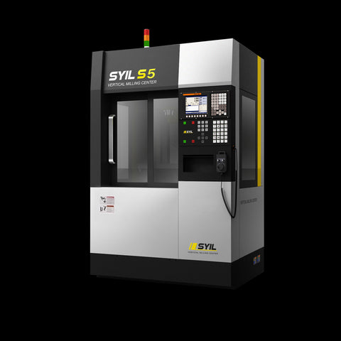 small machining center