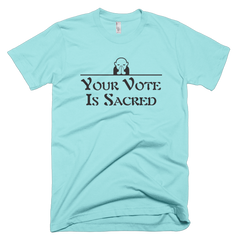 Sacred Vote Men's T-shirt